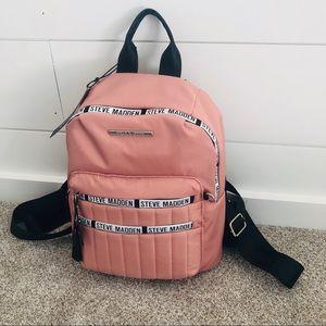 *NWT* Steve Madden Blush Backpack BMIDI